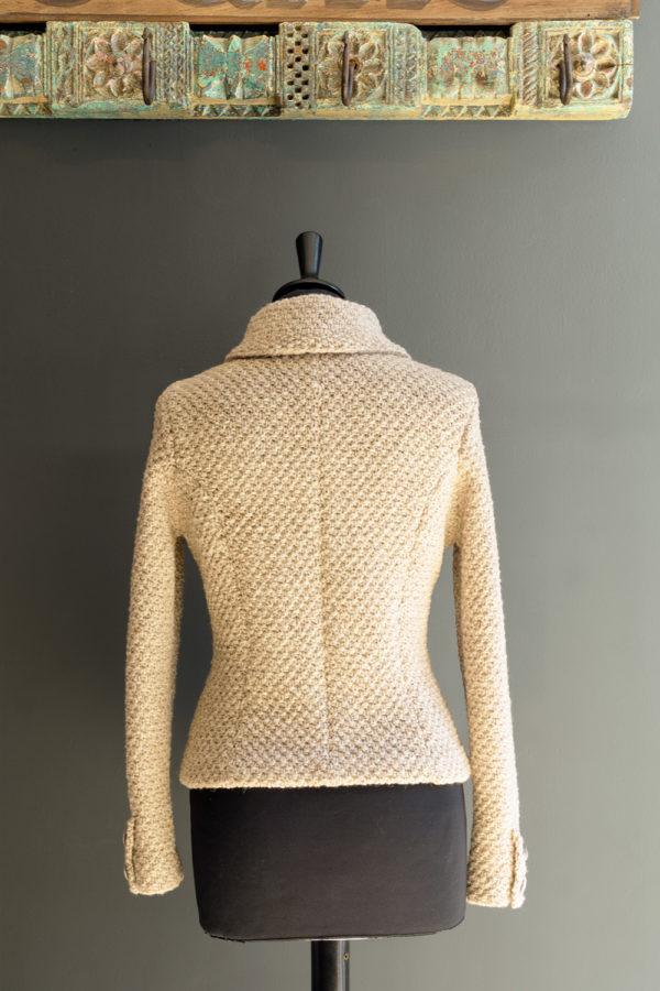 Kathrens Rare Knitwear Florence Hand Knit - back