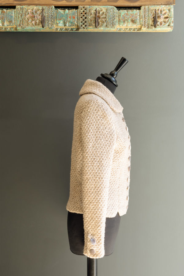 Kathrens Rare Knitwear Florence Hand Knit - side