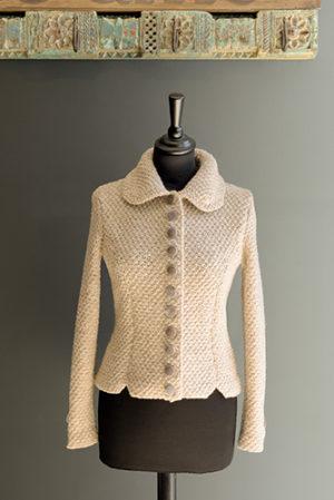 Florence Hand Knit - Kathrens Rare Knitwear