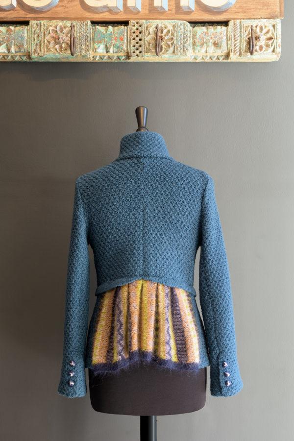 Kathrens Rare Knitwear Lydia Hand Knit - back
