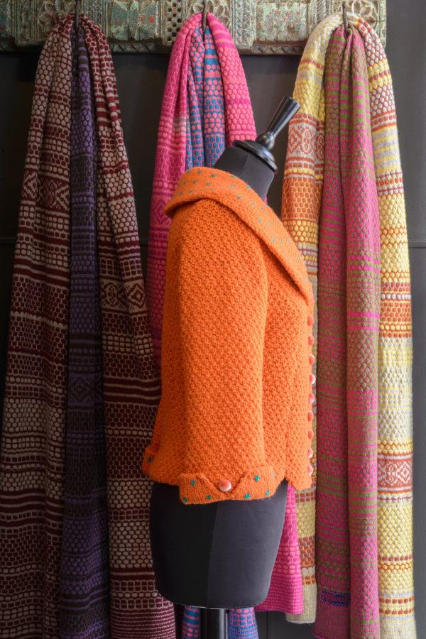 Kathrens Rare Knitwear Pixie Hand Knit - side
