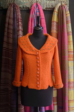 Pixie Hand Knit - Kathrens Rare Knitwear