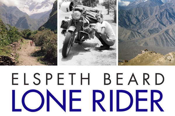 Elspeth Beard - Lone Rider book cover