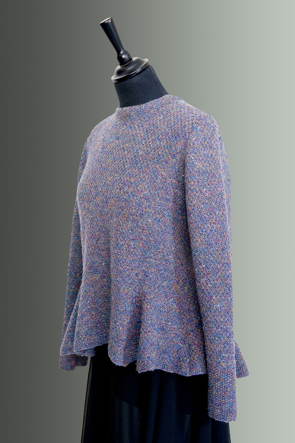 Kathrens Rare Knitwear Constance Hand Knit - front