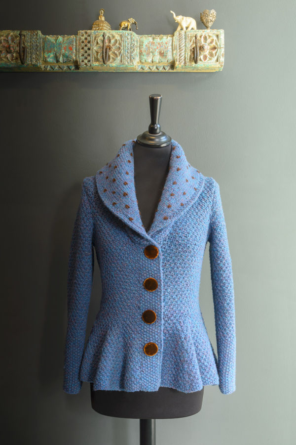 Kathrens Rare Knitwear Edith Hand Knit - front