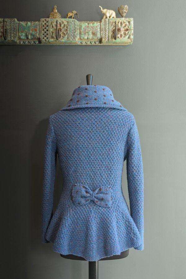 Kathrens Rare Knitwear Edith Hand Knit - back