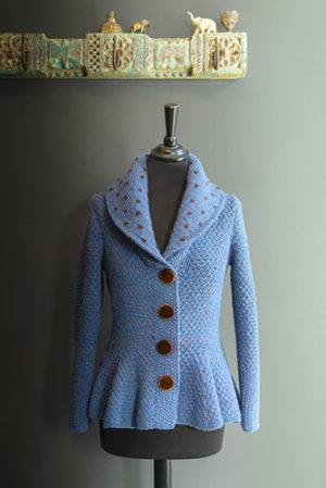 Edith Hand Knit - Kathrens Rare Knitwear