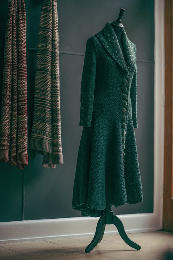 Kathrens Rare Knitwear Ethel Hand Knit - front