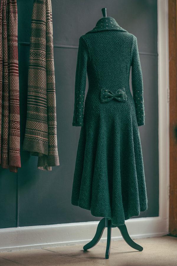Kathrens Rare Knitwear Ethel Hand Knit - back