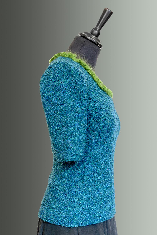 Kathrens Rare Knitwear Maud Hand Knit - back