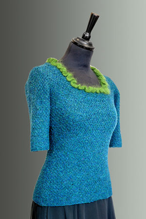 Maud Hand Knit - Kathrens Rare Knitwear