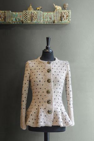 Nell Hand Knit - Kathrens Rare Knitwear