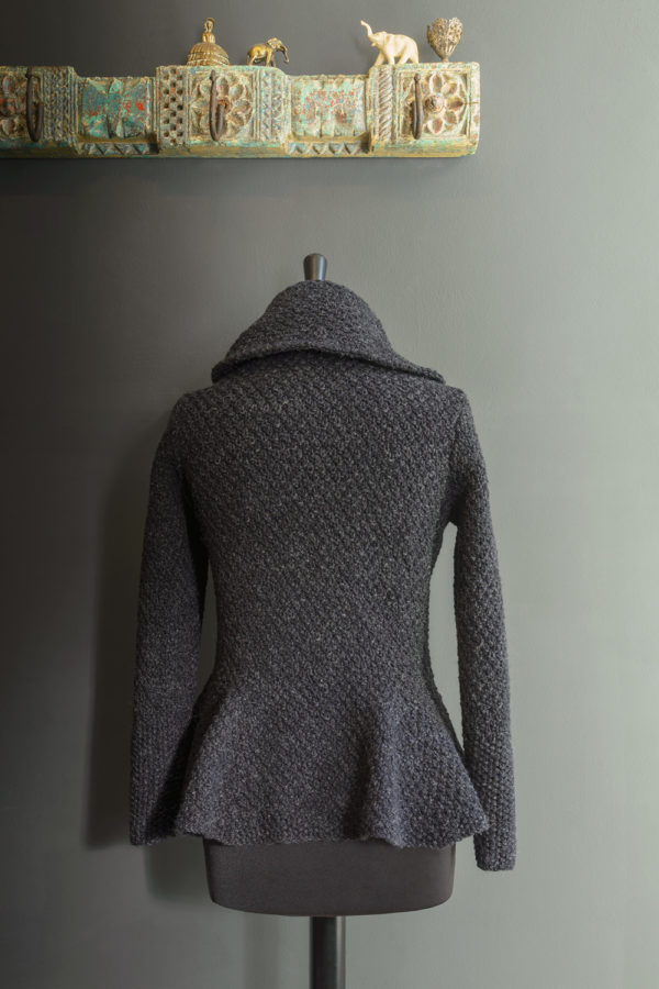 Kathrens Rare Knitwear Rita Hand Knit - back
