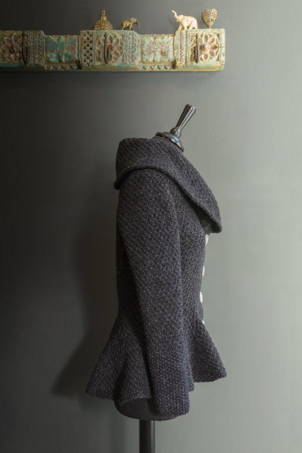 Kathrens Rare Knitwear Rita Hand Knit - side
