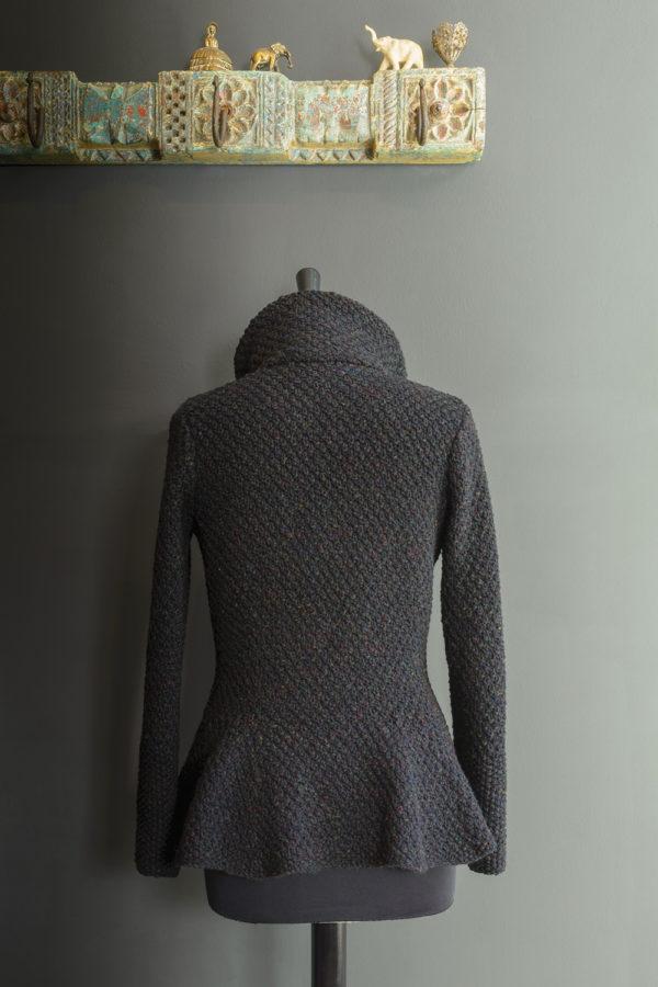 Kathrens Rare Knitwear Sweetie Pie Hand Knit - back