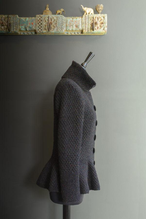 Kathrens Rare Knitwear Sweetie Pie Hand Knit - side