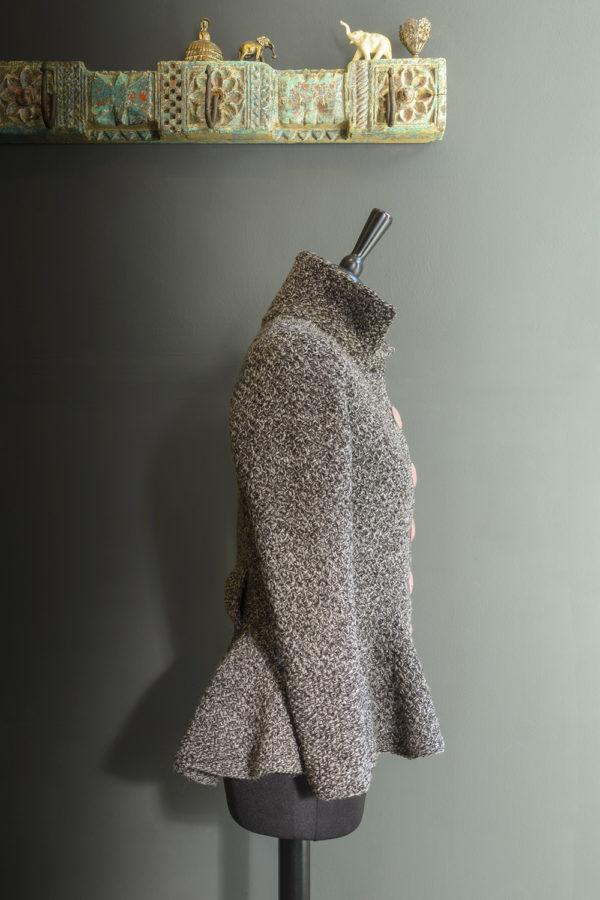 Kathrens Rare Knitwear Sybill Hand Knit - side