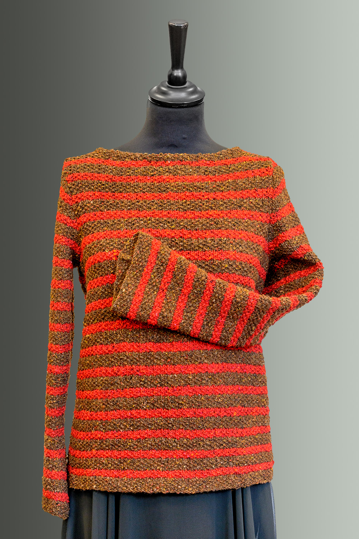 Kathrens Rare Knitwear Thelma Hand Knit - front