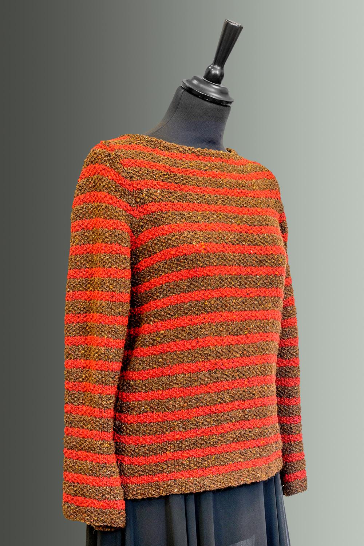 Kathrens Rare Knitwear Thelma Hand Knit - front angle